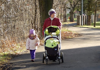 Image: Walking with Grandma, by Kristýna Matlachová on Pixabay