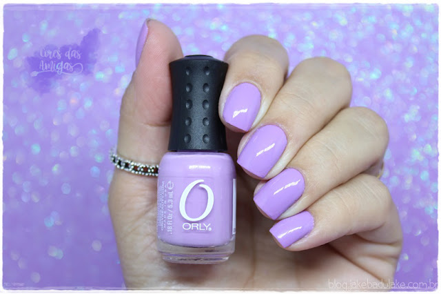 Thunder Road Orly Esmalte Nailpolish