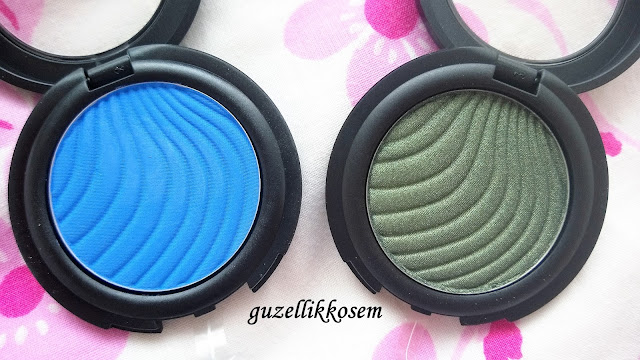 Flormar Neon Eye Shadow N07 Indigo Blue