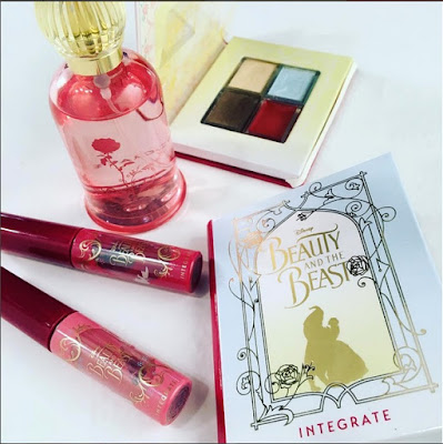 Integrate Beauty & The Beast Collection