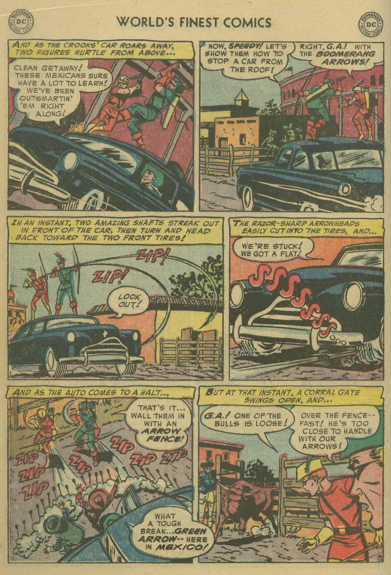 Read online World's Finest Comics comic -  Issue #69 - 30