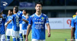 Lawan Borneo FC, Persib Bandung Siapkan M Sabil Isi Posisi Bojan Malisic
