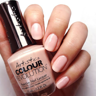 Sheer Nude Nails