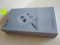 Verpackung vorne: LIHAO Iblazr LED Blitz Mini Flash für Smartphone und Kamera 4 Leds (Weiß)