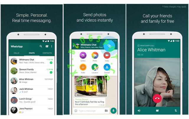 WhatsApp Messenger 2.16.306 APK Free Download