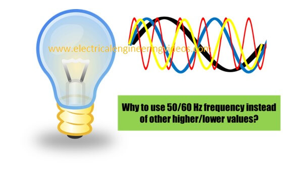 why-to-use-50-or-60-hz-instead-of-other-higher-or-lower-frequencies