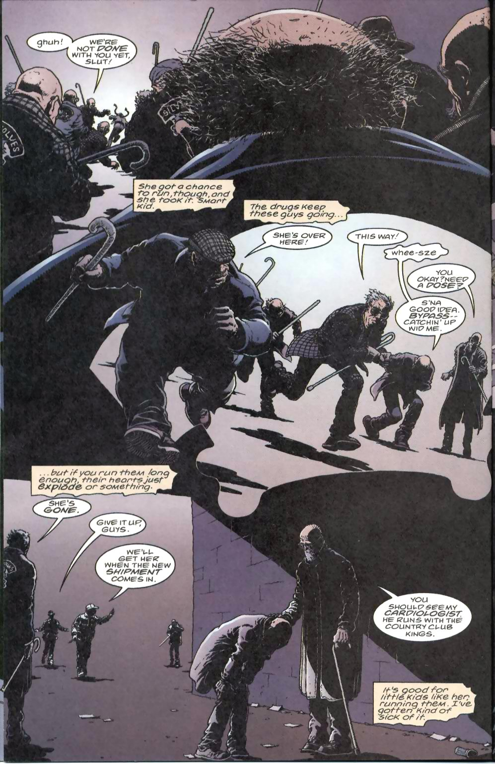 Read online Flinch comic -  Issue #1 - 12