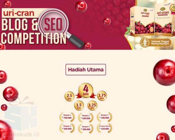 Uri-cran Blogger Competition