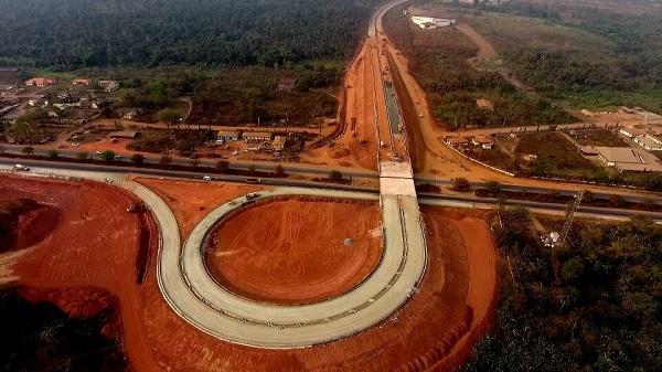 Bisi Akande Trumpet Bridge Project Ongoing In Osun