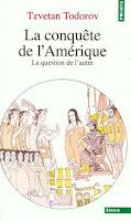 """""""La conquête de l'Amérique"""" - T. Todorov"""