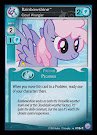 My Little Pony Rainbowshine, Cloud Wrangler Premiere CCG Card