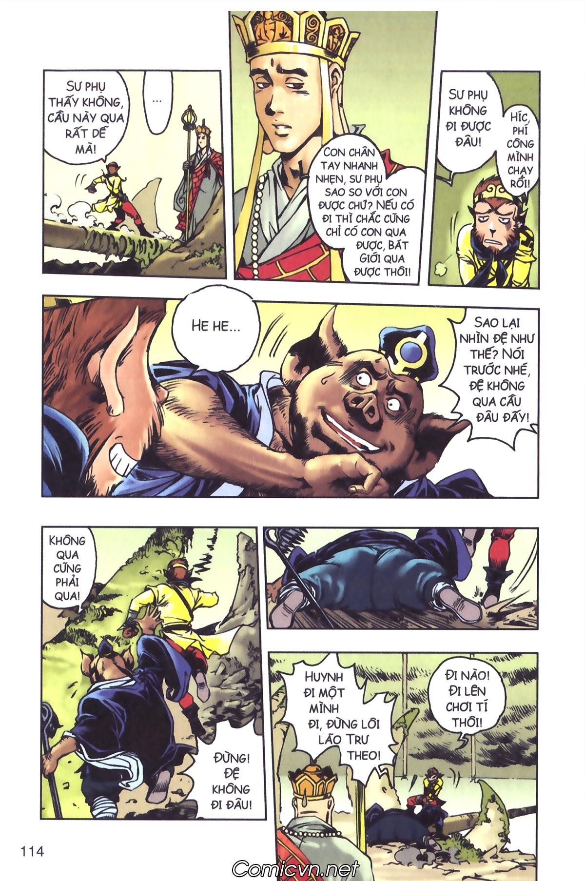 Tây Du Ký màu - Chapter 133 - Pic 14