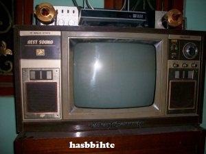 TELEVISI TEMPO DULU