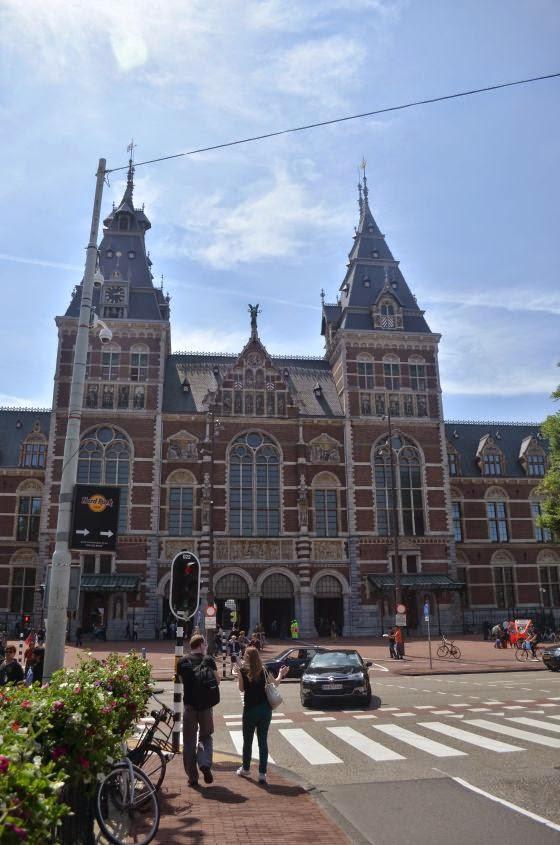Amsterdam - Stadtansichten