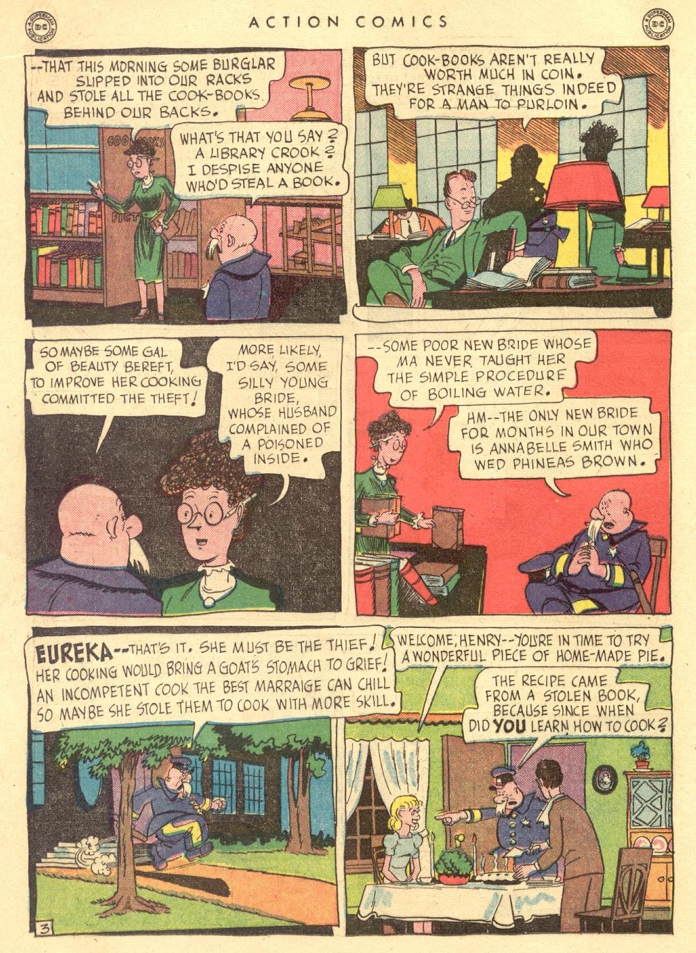 Action Comics (1938) 93 Page 21