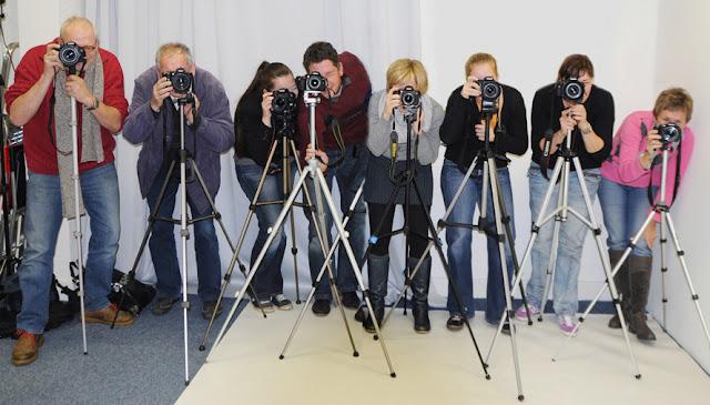 Kleine groepen van maximaal 8 deelnemers
