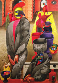 Edward Burra: Londres
