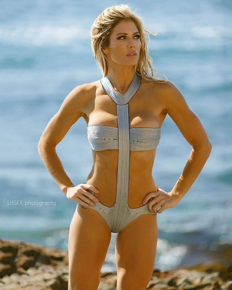 Torrie Wilson Fitness Model WWE 0003