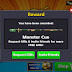 8 Ball Pool Cue Reward Link//Free Monster Cue//15th July 2018//Claim Now