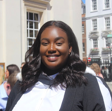 Beautiful Lady Who Almost Committed Suicide Over Admission, Celebrates Her Graduation