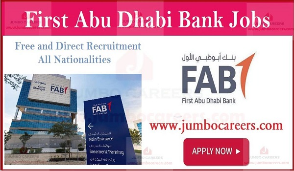 Bank job openings in Dubai, UAE jobs with salary and benefits,