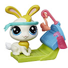 LPS Series 1 Adorable Adventures Rambles Bunnyton (#1-129) Pet