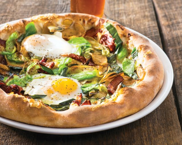 Charmant California Pizza Kitchenu0027s 2015 Fall Menu Includes A Breakfast Pizza