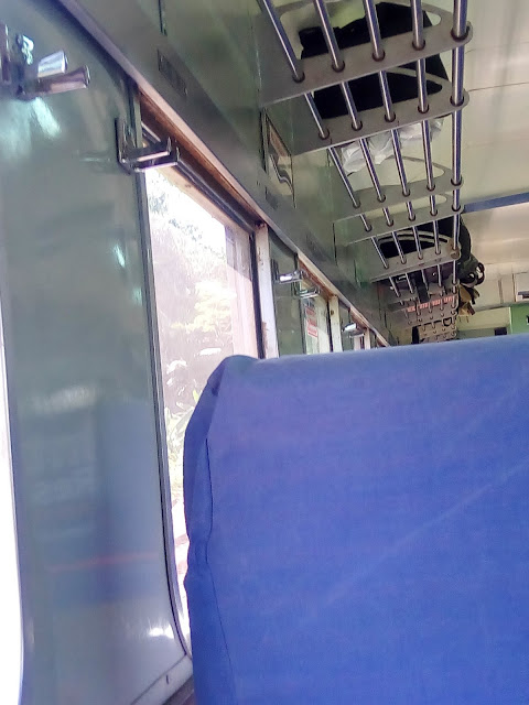 kereta kutojaya utara