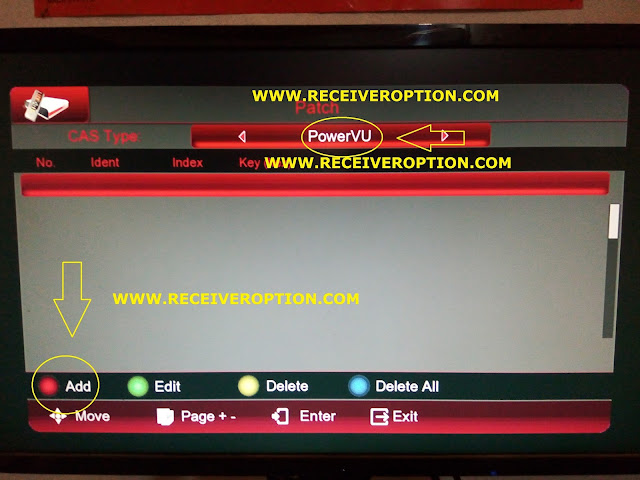 HOW TO ADD ASIASAT7 POWERVU KEY IN NEW VERSION MULTI MEDIA SOFTWARE
