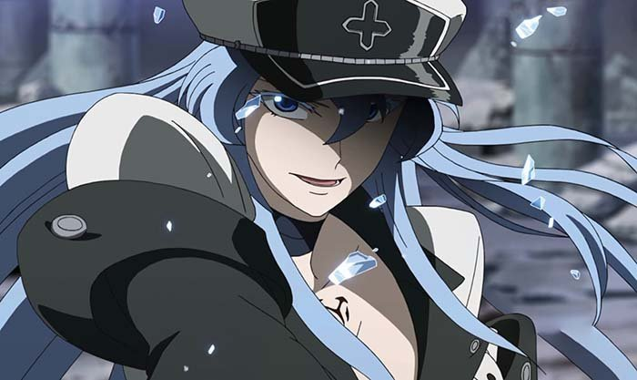 Esdeath ( Akame Ga Kill )