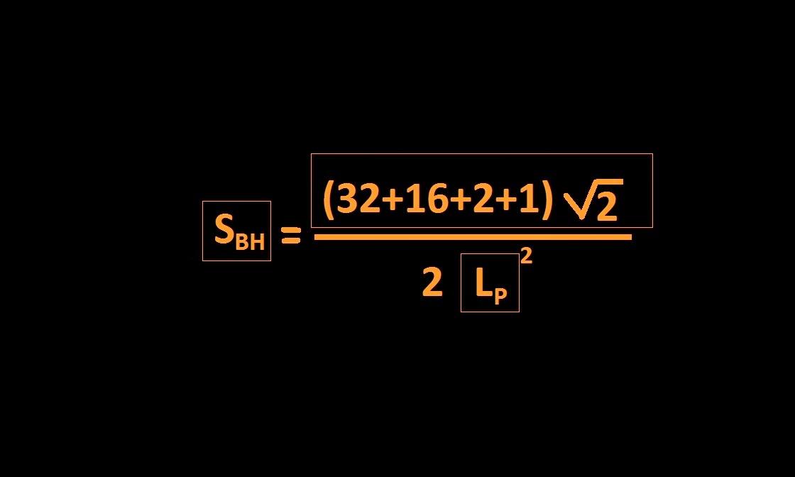 hawking black hole formula - photo #3