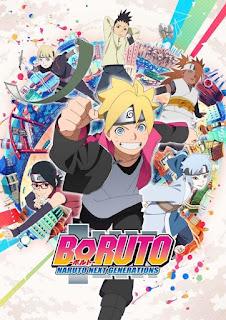 تقرير أنمي بوروتو: ناروتو الجيل الجديد Boruto: Naruto Next Generations