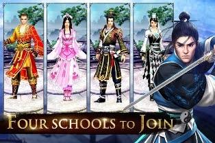 Age of Wushu Dynasty Apk Mod Mana, No Skill Cooldown