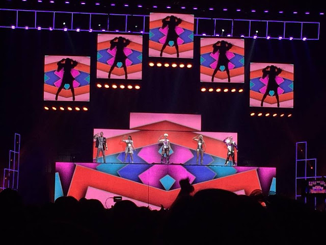 Steps at Liverpool Echo Arena 2017