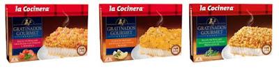 GRATINADOS GOURMET LA COCINERA GRATIS
