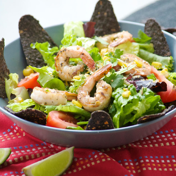 Nordstrom's Cilantro Lime Shrimp Salad