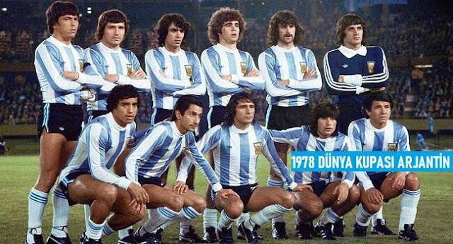 Dünya Kupası'nın Geçmişten Günümüze Kadar Olan Tarihçesi 1978 Arjantin - Kurgu Gücü