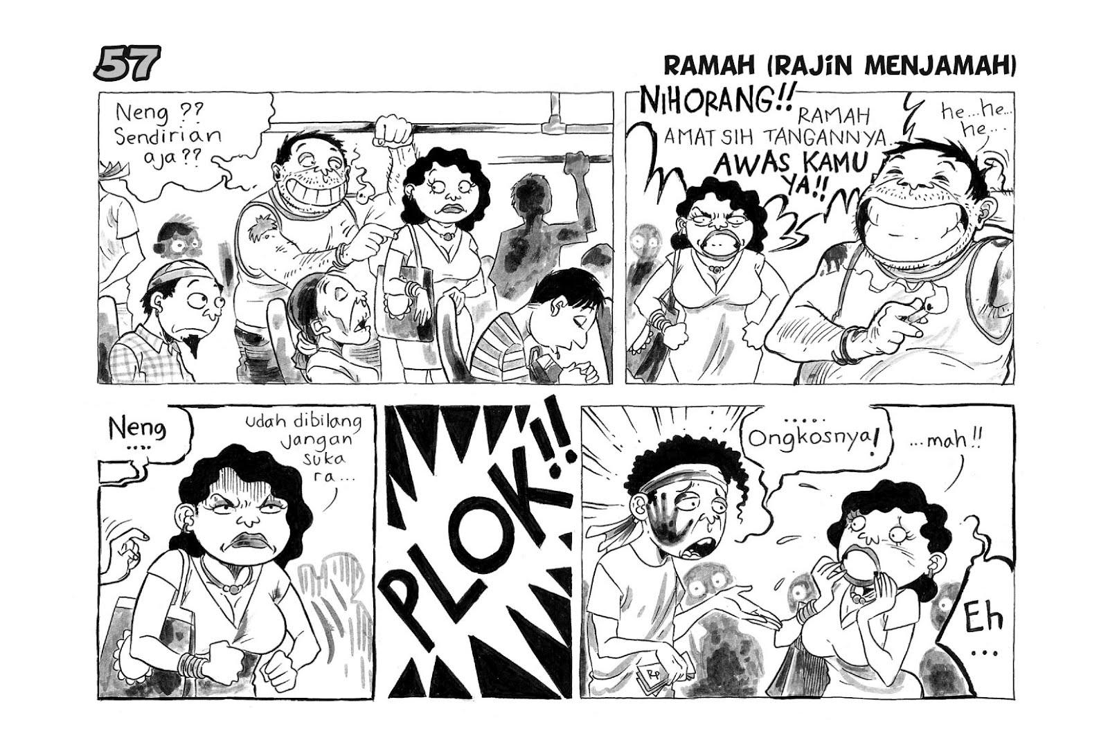 Komik Gokil Bikin Ngakak Blognya Kang Irvan