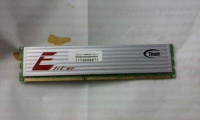 Memory Card or RAM