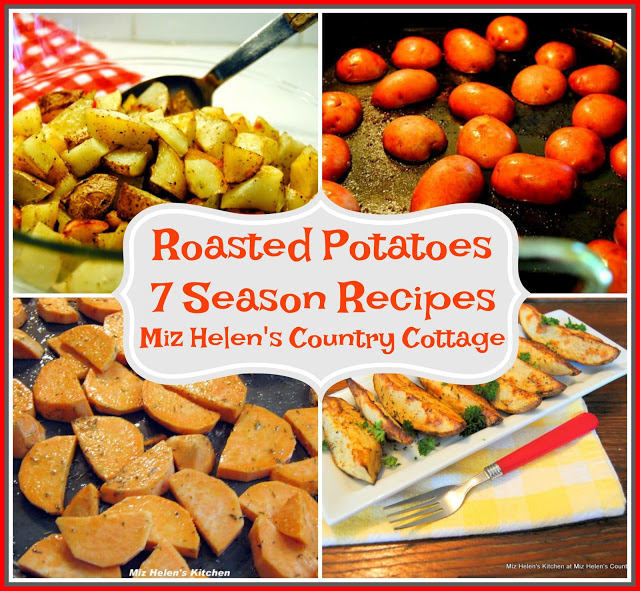 Roasted Potatoes With 7 Season Recipes