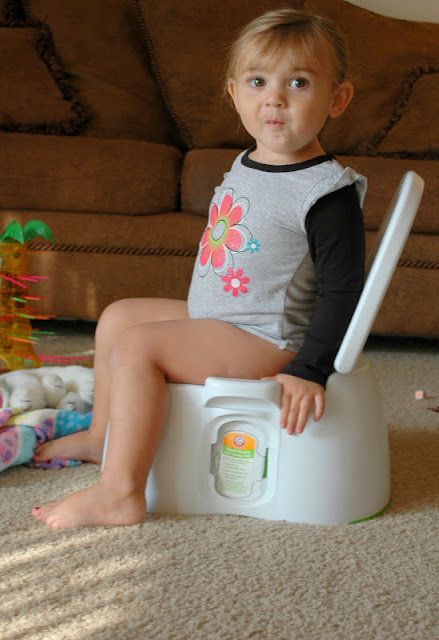 living.life.loudly: What Potty Training Looks Like