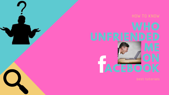 Can You Find Out Who Unfriended You On Facebook<br/>