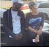 Harrysong and Wizkid's ex-girlfriend all smiles in new photo