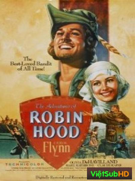 Những Cuộc Phiêu Lưu Của Robin Hood