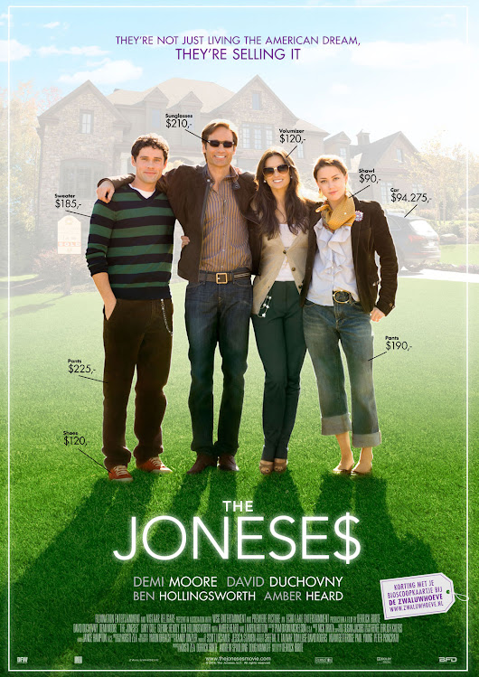 The Joneses (2009) | Movies I've Seen