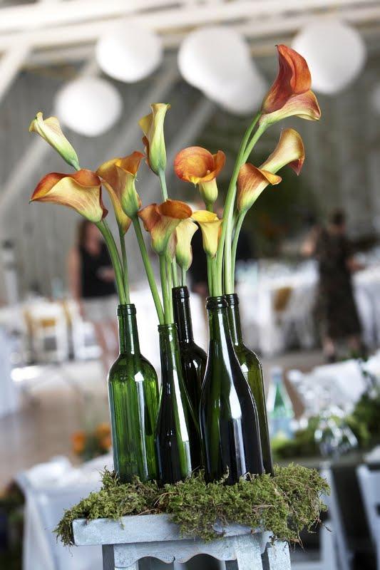 Mesa Para De Centros 15 Vino De Con Anos Botellas