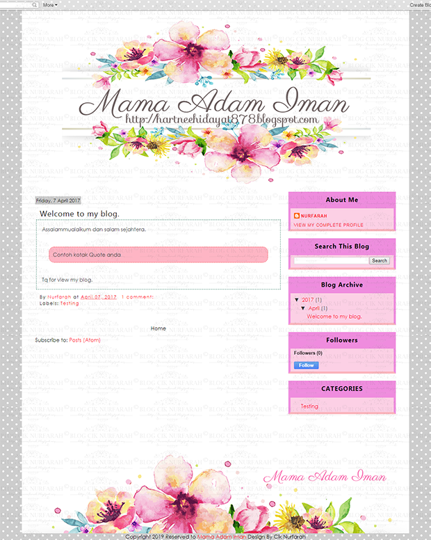 Blog Design 94