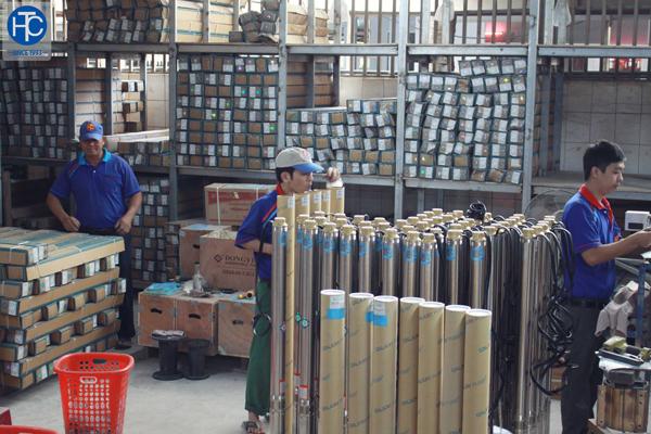 Vì sao nên lựa chọn máy bơm nước tưới tiêu của Tân Huỳnh Châu
