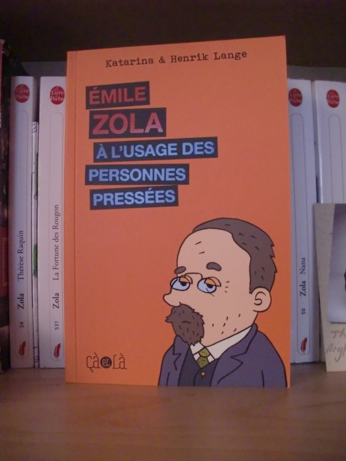 Cat S Books Rock N Roll Emile Zola A L Usage Des