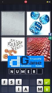 4 Immagini 1 Parola livello 309